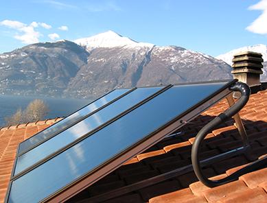 Cosa sono i pannelli solari termici e perch sono for Pannelli solari per acqua calda ultima generazione