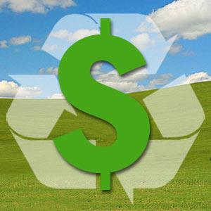 riciclare guadagnado