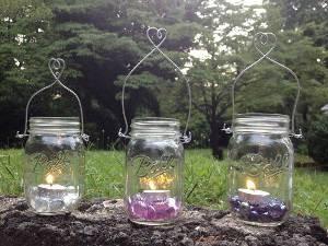 barattoli vetro riciclati