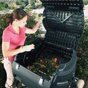 Preparare il compost con gli avanzi di Natale