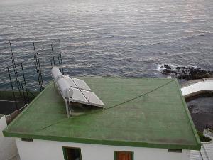 pannello solare casa mare