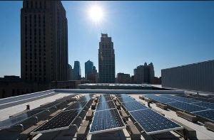 pannelli solari città