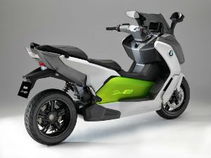 scooter ecologico