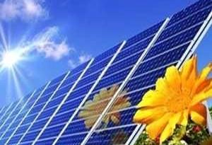 pannelli solari estate