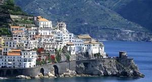 spiagge bandiera blu in Campania