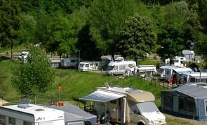 come riciclare in campeggio