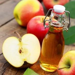 preparare aceto di mele in casa