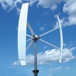 turbina eolica verticale