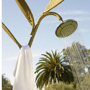 doccia energia solare