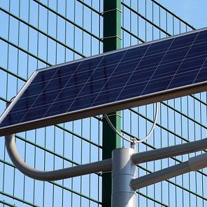 faretti fotovoltaici