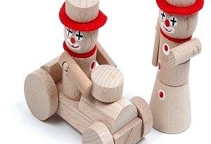 giocattoli ecologici