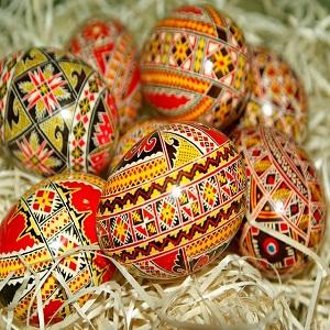 riciclare uova di pasqua