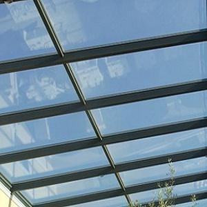 tetti in vetro