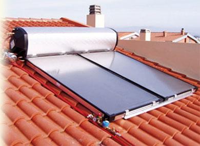 Pannelli solari per l 39 acqua calda tutto quello che c 39 da sapere io verde - Depurare l acqua di casa ...